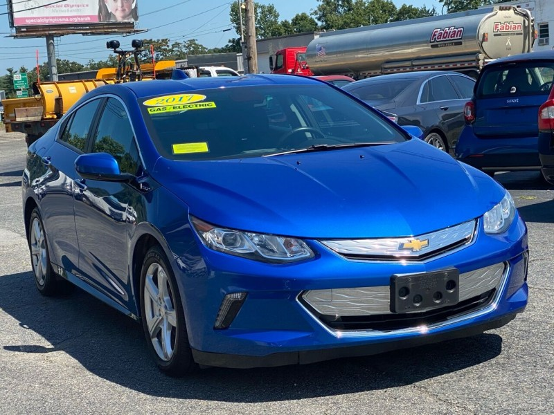 Chevrolet Volt 2017 price $14,998