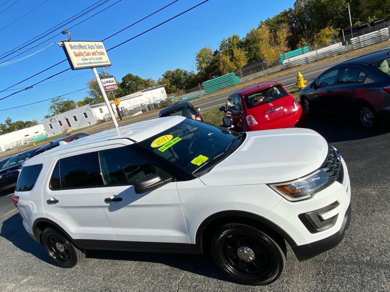 Ford Explorer 2017 price $17,495