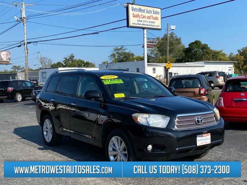 Toyota Highlander Hybrid 2009 price $9,998