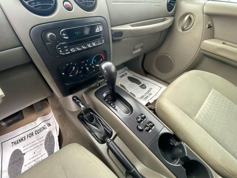 Jeep Liberty 2006 price $4,498