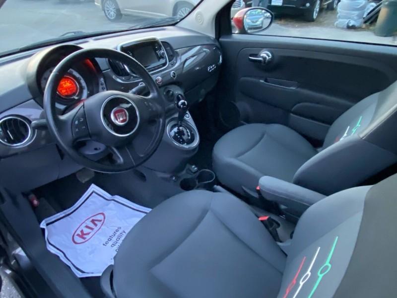 FIAT 500 2016 price $9,399