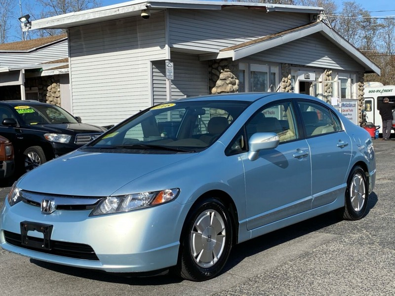 Honda Civic 2008 price $5,495