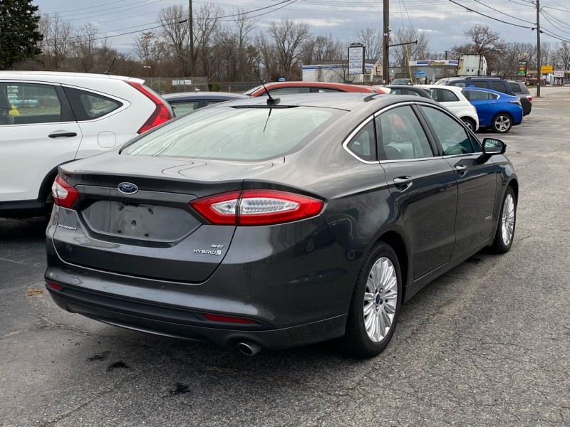 Ford Fusion Hybrid 2016 price $11,998