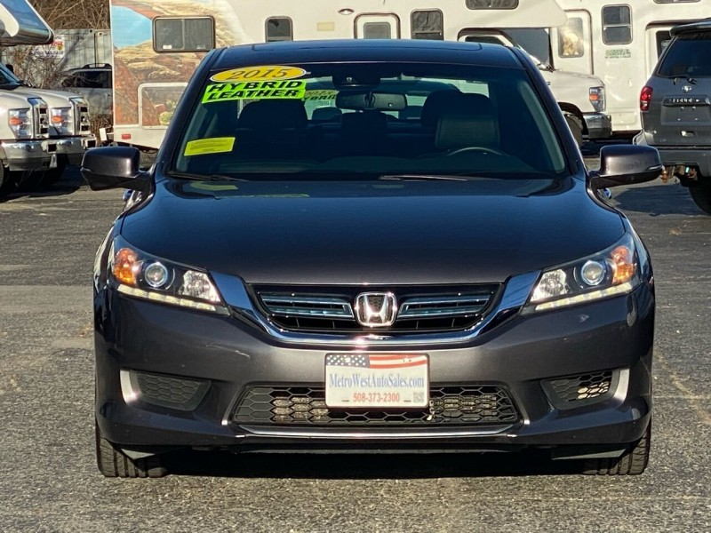 Honda Accord Hybrid 2015 price $13,285