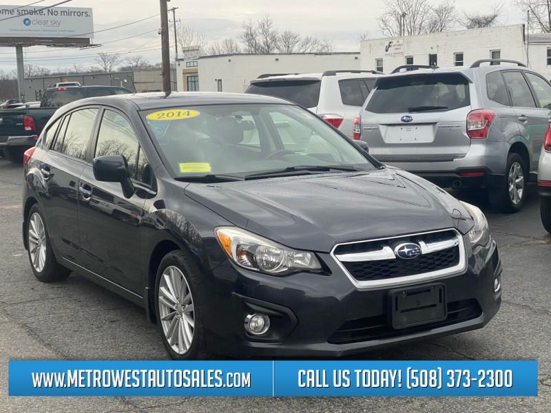 Subaru Impreza 2014 price $8,998