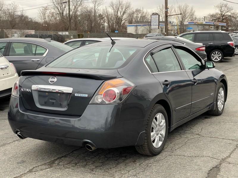 Nissan Altima Hybrid 2010 price $5,495
