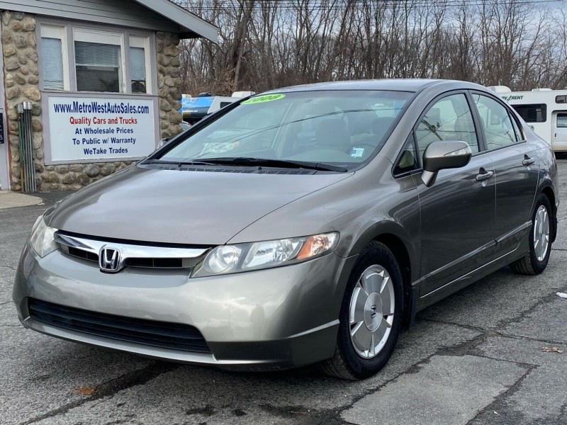 Honda Civic 2008 price $5,998