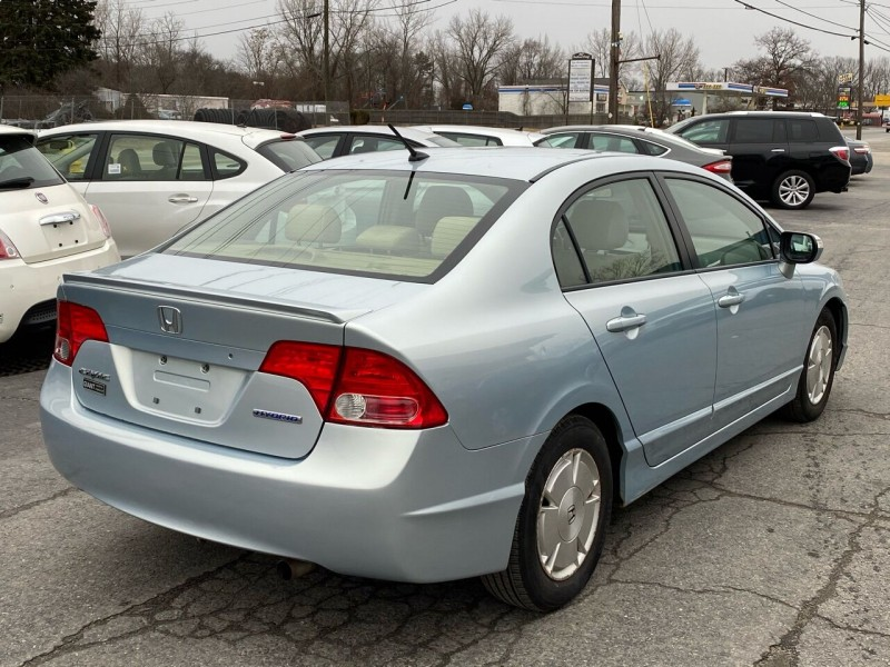Honda Civic 2007 price $4,995
