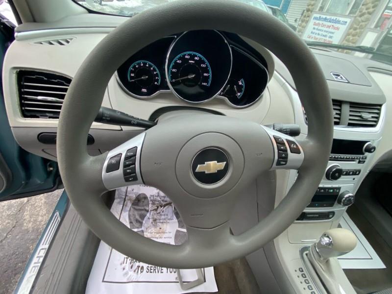 Chevrolet Malibu Hybrid 2009 price $4,782