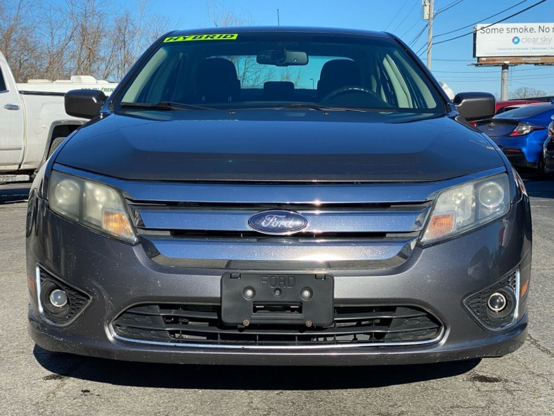 Ford Fusion Hybrid 2010 price $6,495