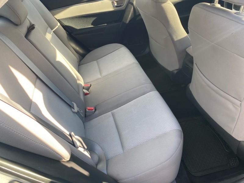 Toyota Corolla 2016 price $9,998