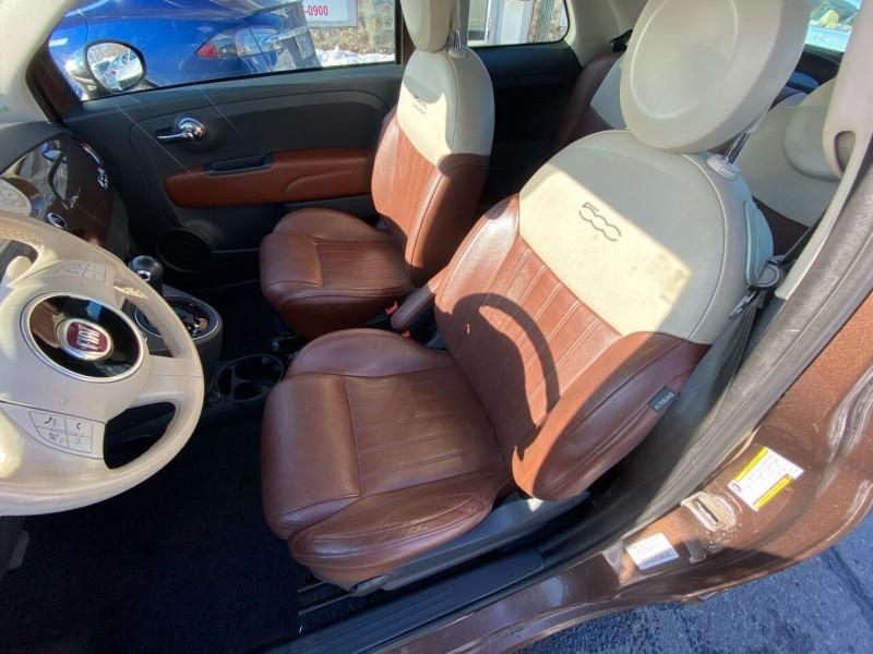 FIAT 500c 2012 price $6,998