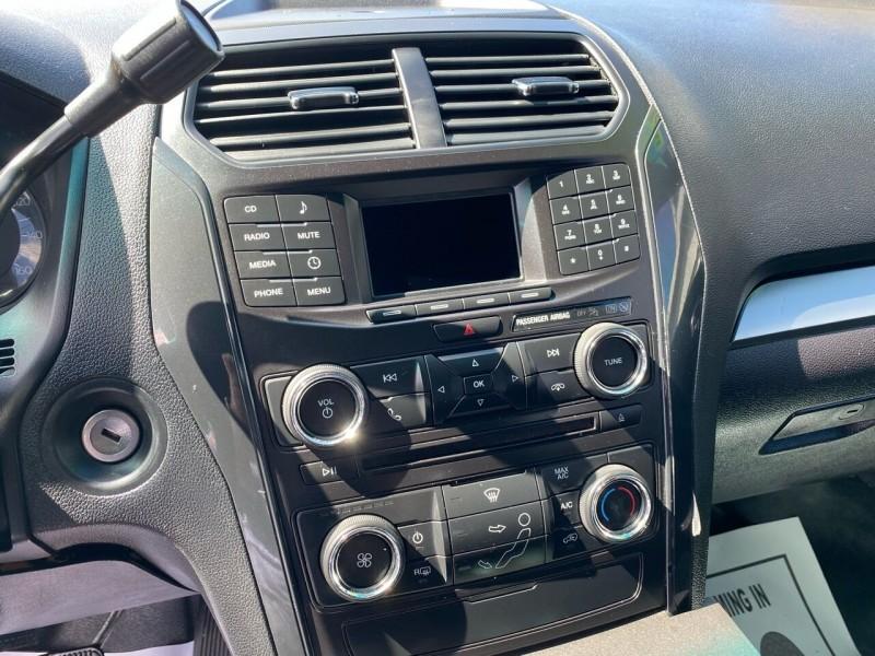 Ford Explorer 2016 price $15,998