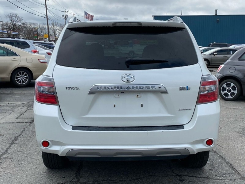 Toyota Highlander Hybrid 2009 price $10,998