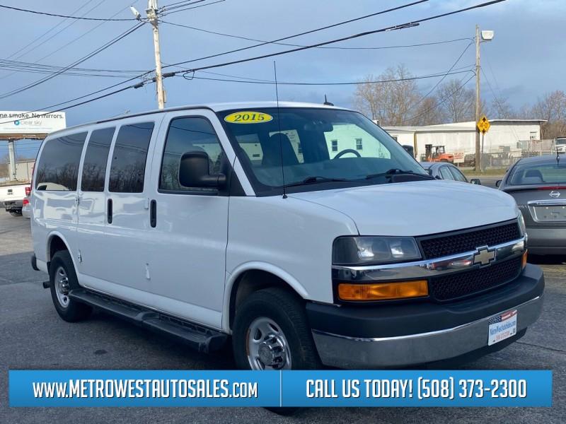 Chevrolet Express Passenger 2015 price $15,999