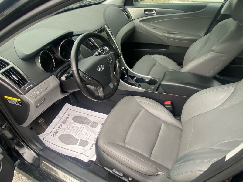 Hyundai Sonata Hybrid 2014 price $9,998