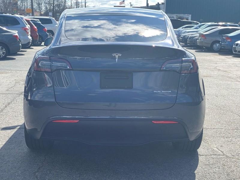 Tesla Model Y 2020 price $55,998