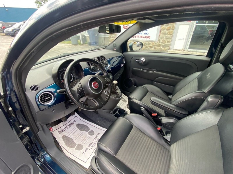 FIAT 500 2014 price $7,349