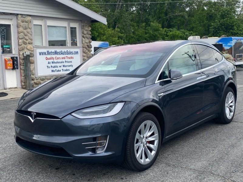 Tesla Model X 2016 price $64,998