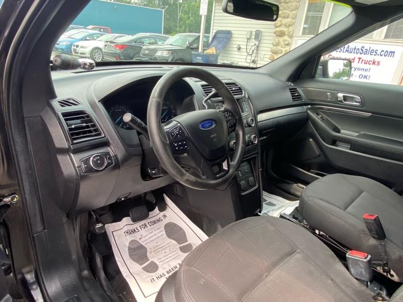 Ford Explorer 2019 price $16,495