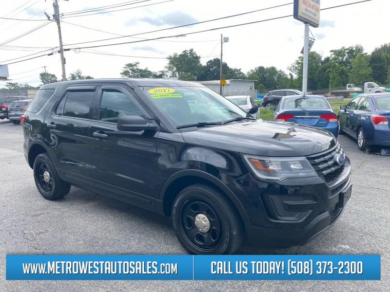 Ford Explorer 2017 price $16,998