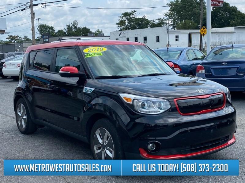 Kia Soul EV 2018 price $16,395