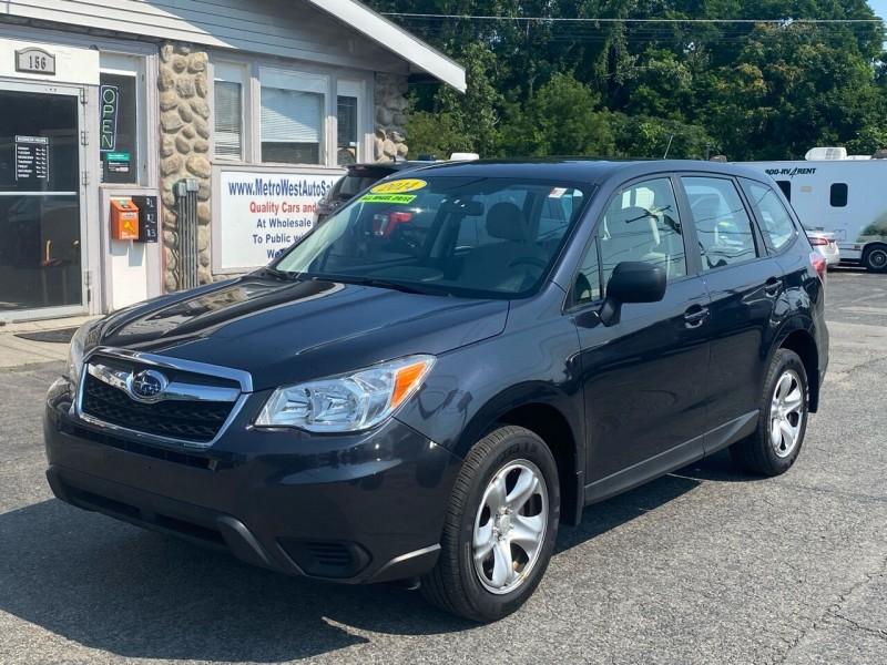 Subaru Forester 2014 price $11,998