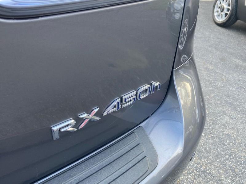 Lexus RX 450h 2012 price $13,998
