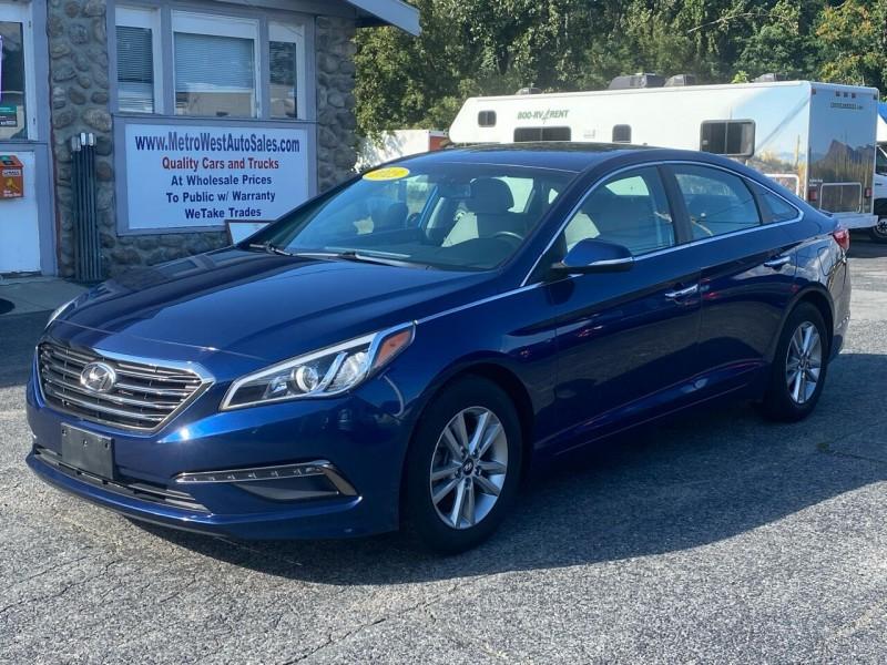 Hyundai Sonata 2015 price $12,295