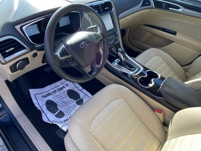 Ford Fusion 2016 price $13,295