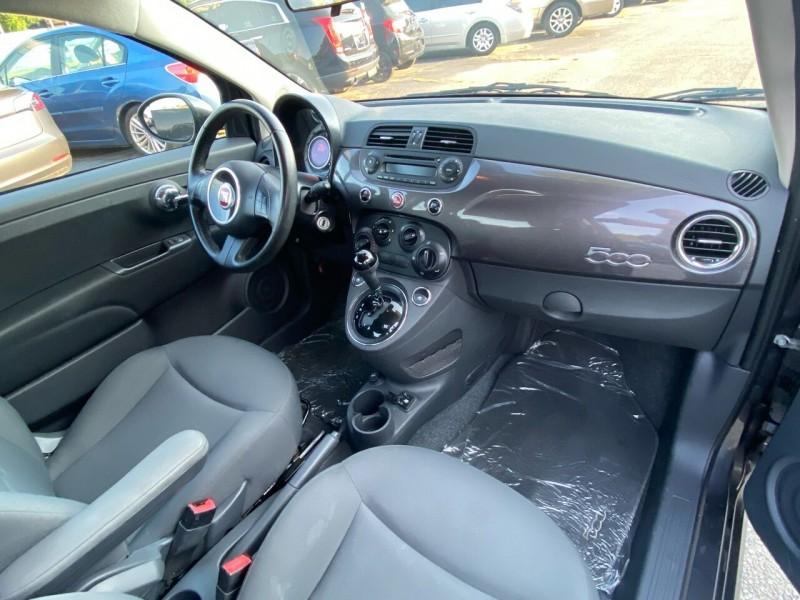 FIAT 500 2015 price $8,998