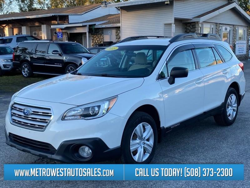Subaru Outback 2015 price $12,998