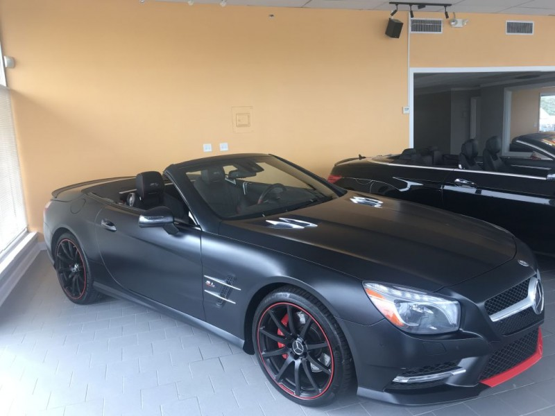 MERCEDES-BENZ SL 2016 price $49,994