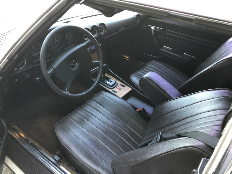 Mercedes-Benz 380 Series 1982 price $6,500