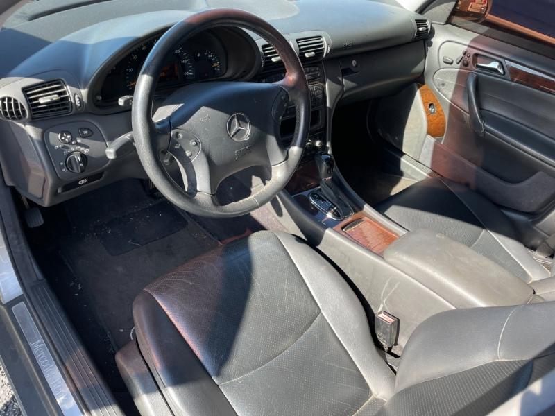 Mercedes-Benz C-Class 2003 price $3,500
