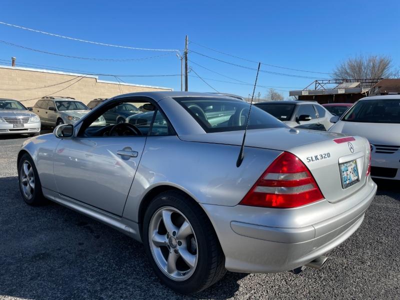Mercedes-Benz SLK-Class 2001 price $7,500
