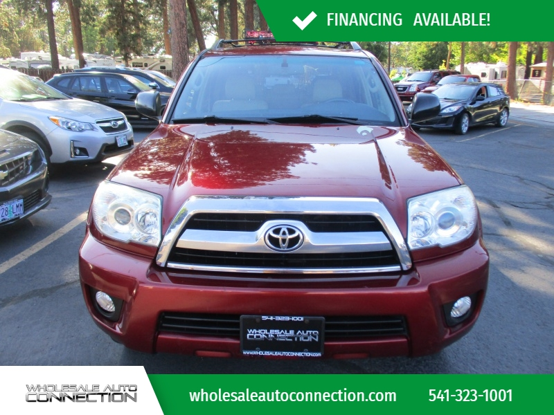 Toyota 4Runner 2008 price $16,995
