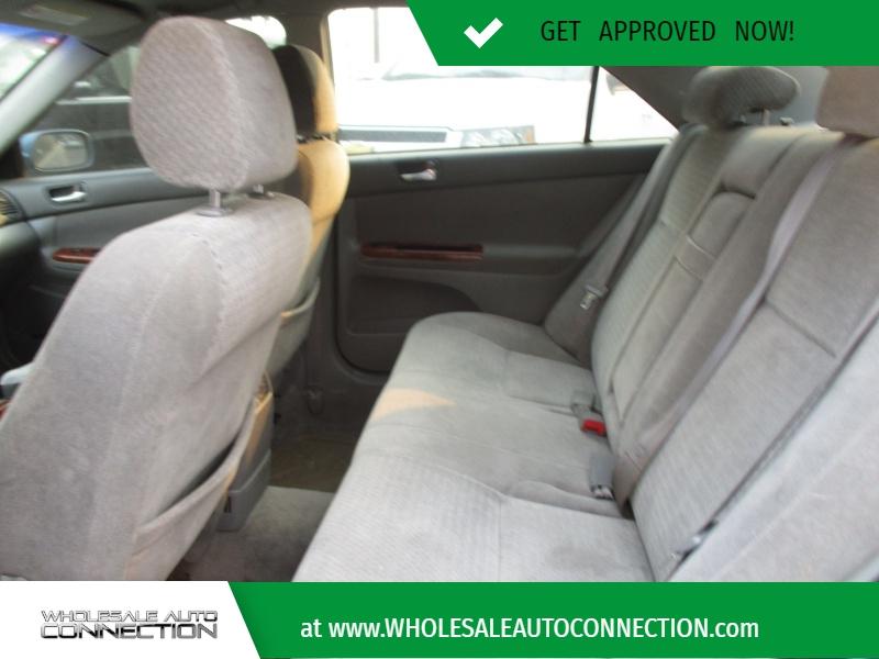 Toyota Camry 2002 price $4,200