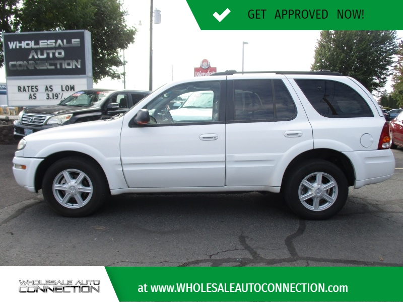 Oldsmobile Bravada 2002 price $5,995