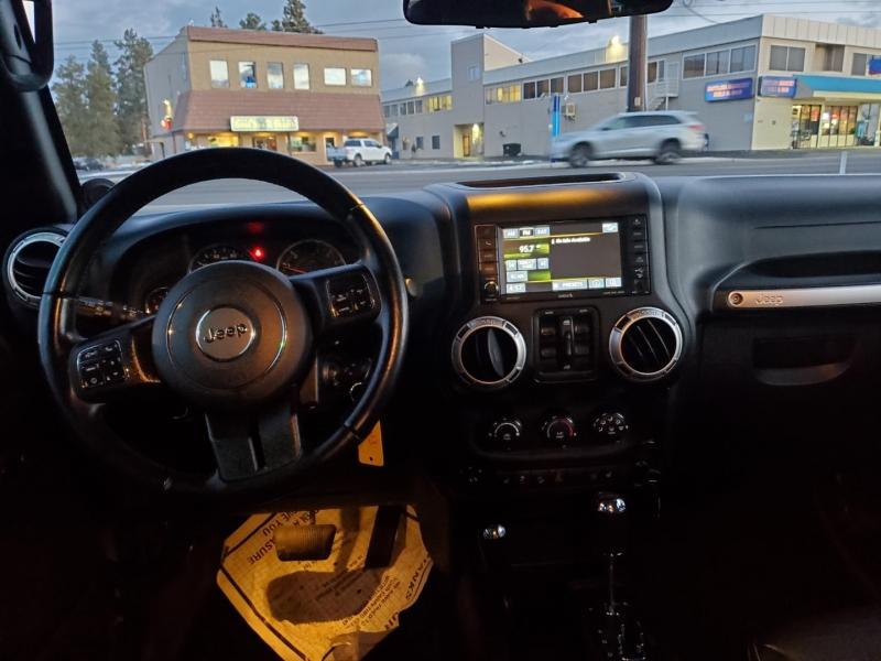 Jeep Wrangler Unlimited 2013 price $28,995