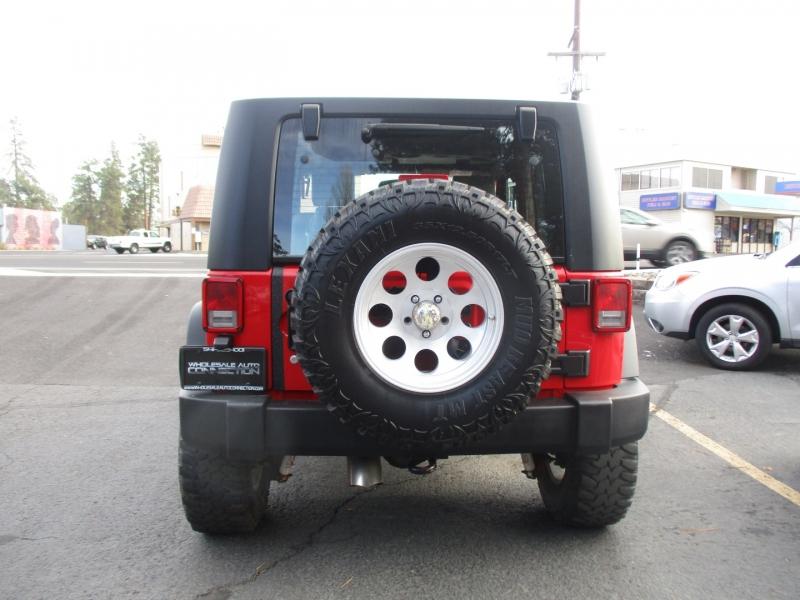 Jeep Wrangler 2008 price $15,995
