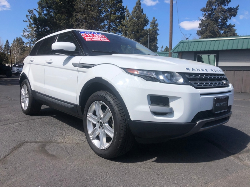 Land Rover Range Rover Evoque 2013 price $19,995