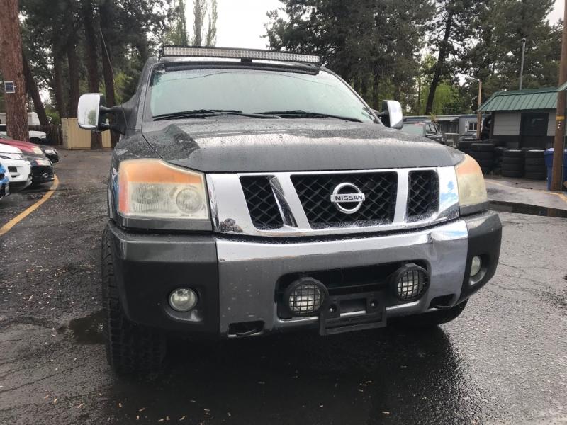 Nissan Titan 2009 price $15,995