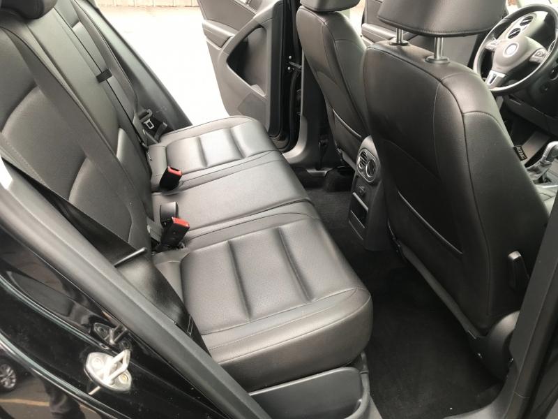 Volkswagen Tiguan 2015 price $16,995