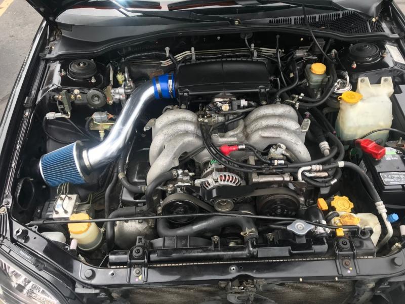 Subaru Legacy Sedan 2002 price $5,995