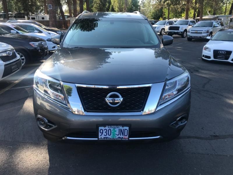 Nissan Pathfinder 2016 price $20,995