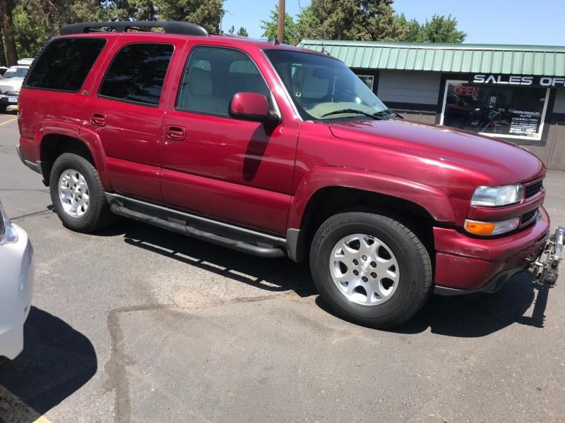 Chevrolet Tahoe 2004 price $9,995