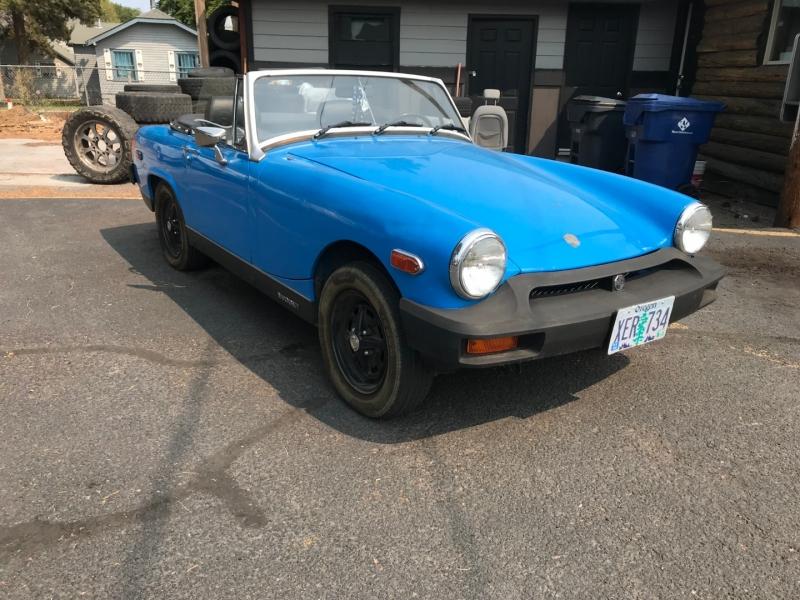 MG MIDGET 1978 price $5,995