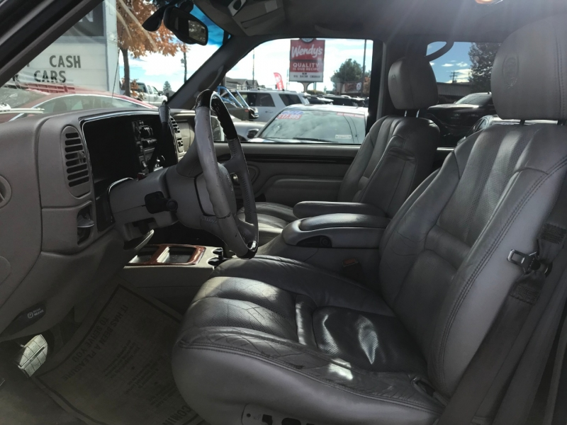 Cadillac Escalade 1999 price $7,995