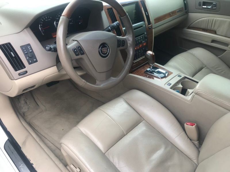 Cadillac STS 2007 price $7,995